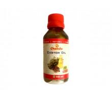 Касторовое масло индийское Chanda / Castor oil (100 мл.)