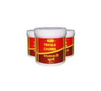 Трифала в порошке Вьяс / Triphala churna Vyas (100 гр.)