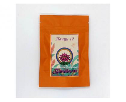 Панци 12 тибетский фитосбор