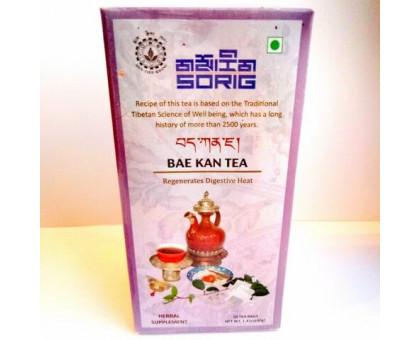 Баланс воды / Baeken tea