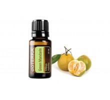 Зеленый мандарин эфирное масло (15 мл.)