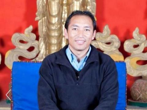 Обращение Амчи Наванга Намгьяла