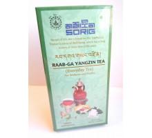 Баланс энергий / Everyday tea