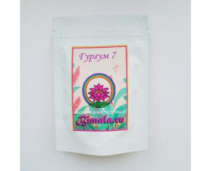 Гургум 7 тибетский фитосбор