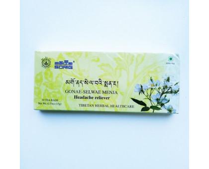 Чай от головной боли / Headache reliever