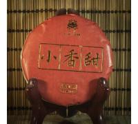 Красный чай прессованный в блине - 100 гр