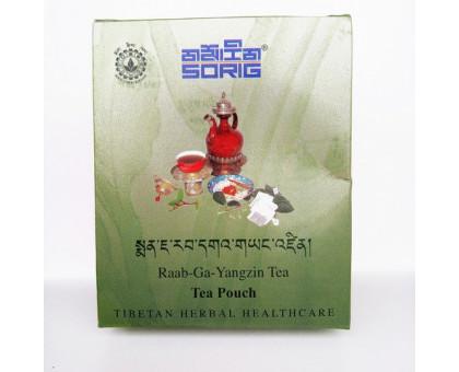 Тибетский травяной чай / Tea Pouch
