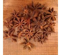 Бадьян (звёздчатый анис) - 50 гр